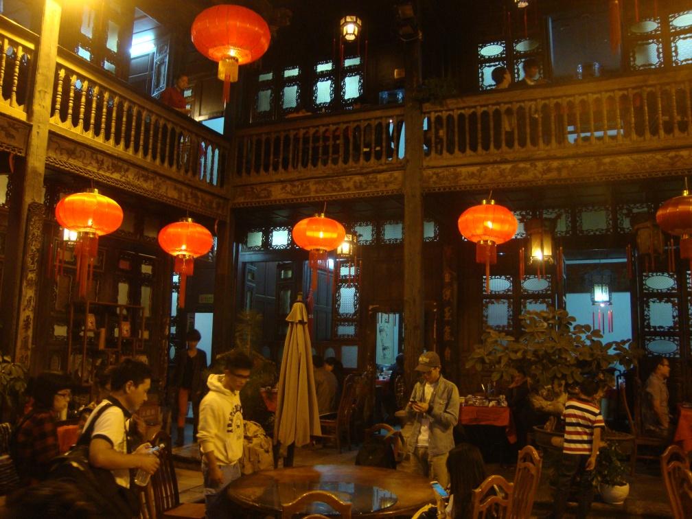 New Friends, restaurant in Kunming