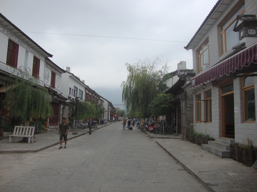 Dali's ancient city 古城